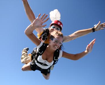 Tandem Skydiving Nashville