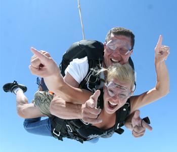 Nashville, Tennessee Tandem Skydive